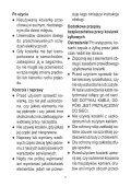 BlackandDecker Tagliabordi A Filo Senza Cavo- Stc1820 - Type 1 - Instruction Manual (Polonia) - Page 7