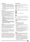 BlackandDecker Tagliatrice Sen Cavo- Gtc800l - Type H1 - Instruction Manual (Inglese) - Page 7