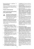 BlackandDecker Hedgetrimmer- Gt7030 - Type 1 - Instruction Manual (Polonia) - Page 3