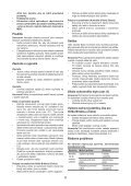 BlackandDecker Hedgetrimmer- Gt515 - Type 2 - Instruction Manual (Slovacco) - Page 6