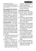 BlackandDecker Tagliabordi A Filo- St5528 - Type 1 - Instruction Manual (Ungheria) - Page 5