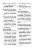 BlackandDecker Tagliabordi A Filo- St5528 - Type 1 - Instruction Manual (Ungheria) - Page 6