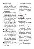 BlackandDecker Tagliabordi A Filo- St5528 - Type 1 - Instruction Manual (Ungheria) - Page 7