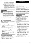 BlackandDecker Hedgetrimmer- Gt230 - Type H1b - Instruction Manual (Nordico) - Page 4