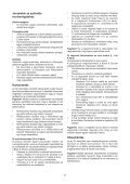 BlackandDecker Tagliabordi A Filo- Gl651sb - Type 1 - Instruction Manual (Ungheria) - Page 7