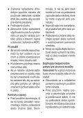 BlackandDecker Tagliabordi A Filo Senza Cavo- Stc1820d - Type 1 - Instruction Manual (Slovacco) - Page 7