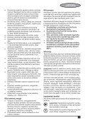 BlackandDecker Tagliatrice Sen Cavo- Gtc800nm - Type H1 - Instruction Manual (Lituania) - Page 7