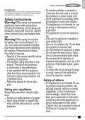 BlackandDecker Tagliabordi A Filo- St5530 - Type 1 - Instruction Manual (Europeo) - Page 5