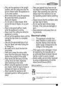 BlackandDecker Tagliabordi A Filo- St5530 - Type 1 - Instruction Manual (Europeo) - Page 7
