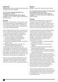 BlackandDecker Tagliabordi A Filo- St5530 - Type 1 - Instruction Manual (Istruzioni di sicurezza) - Page 4
