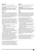 BlackandDecker Tagliabordi A Filo- St5530 - Type 1 - Instruction Manual (Istruzioni di sicurezza) - Page 5
