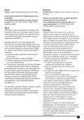 BlackandDecker Tagliabordi A Filo- St5530 - Type 1 - Instruction Manual (Istruzioni di sicurezza) - Page 7