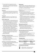 BlackandDecker Hedgetrimmer- Gt110 - Type 3 - Instruction Manual (Inglese) - Page 7