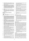 BlackandDecker Hedgetrimmer- Gt4550 - Type 1 - Instruction Manual (Turco) - Page 5