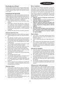 BlackandDecker Tagliabordi A Filo- Gl301 - Type 2 - Instruction Manual (Romania) - Page 5