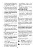 BlackandDecker Hedgetrimmer- Gt6530 - Type 1 - Instruction Manual (Polonia) - Page 5