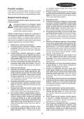 BlackandDecker Hedgetrimmer- Gt110 - Type 3 - Instruction Manual (Slovacco) - Page 3