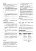 BlackandDecker Hedgetrimmer- Gt110 - Type 3 - Instruction Manual (Slovacco) - Page 6