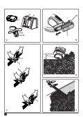 BlackandDecker Tagliasiepi Sen Cavo- Gtc1850l - Type H1 - Eu - Instruction Manual (Europeo) - Page 2