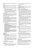 BlackandDecker Hedgetrimmer- Gt501 - Type 2 - Instruction Manual (Ungheria) - Page 6