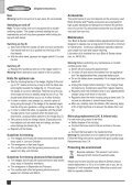 BlackandDecker Hedgetrimmer- Gt5050 - Type 1 - Instruction Manual (Inglese) - Page 6