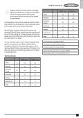 BlackandDecker Hedgetrimmer- Gt5050 - Type 1 - Instruction Manual (Inglese) - Page 7