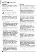 BlackandDecker Hedgetrimmer- Gt4550 - Type 1 - Instruction Manual (Inglese) - Page 4