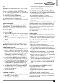 BlackandDecker Hedgetrimmer- Gt4550 - Type 1 - Instruction Manual (Inglese) - Page 7