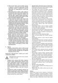 BlackandDecker Hedgetrimmer- Gt501 - Type 2 - Instruction Manual (Czech) - Page 4