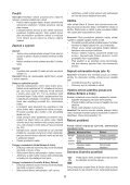 BlackandDecker Hedgetrimmer- Gt501 - Type 2 - Instruction Manual (Czech) - Page 6