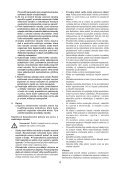 BlackandDecker Hedgetrimmer- Gt501 - Type 2 - Instruction Manual (Slovacco) - Page 4