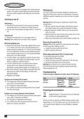 BlackandDecker Hedgetrimmer- Gt501 - Type 2 - Instruction Manual (Europeo) - Page 6