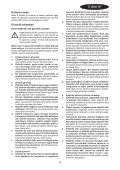 BlackandDecker Hedgetrimmer- Gt5560 - Type 1 - Instruction Manual (Turco) - Page 3