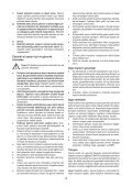 BlackandDecker Hedgetrimmer- Gt5050 - Type 1 - Instruction Manual (Turco) - Page 4