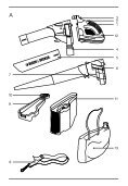 BlackandDecker Soffiatore- Gw225 - Type 5 - Instruction Manual (Inglese) - Page 2