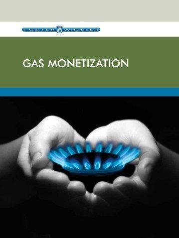 GAS MONETIZATION - Foster Wheeler