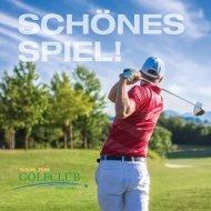 Schönes Spiel! Europa-Park Golfclub