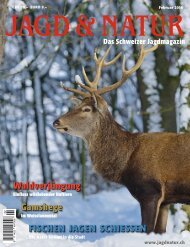 Jagd & Natur Ausgabe Februar 2016   Vorschau