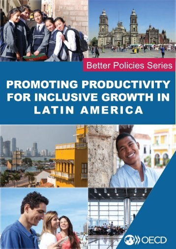 FOR INCLUSIVE GROWTH IN LATIN AMERICA