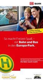 DB BW Europa Park Kombiflyer 2016