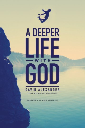 A Deeper Life with God