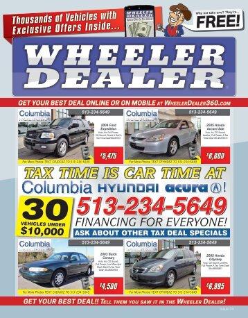 Wheeler Dealer Issue 04, 2016
