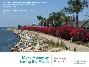 Make Money by Saving the Planet