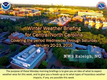 NWSRaleighLatestBriefing