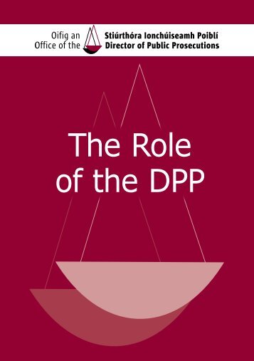 The Role of the DPP
