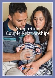 Supporting Couple Relationships