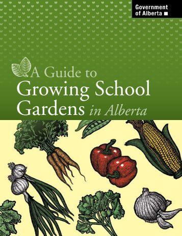 Growing School Gardens