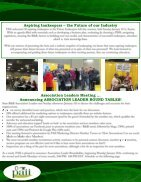 PAII newsletter January 2016 - Page 6
