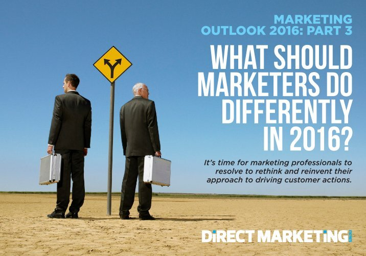what marketers do