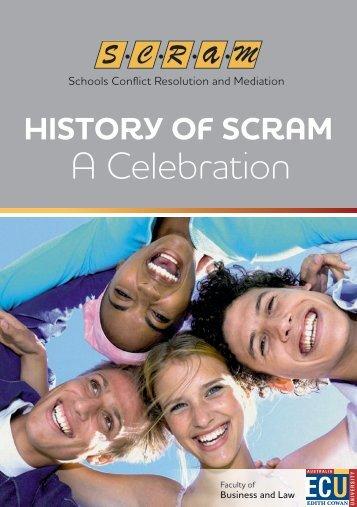 SCrAM - Edith Cowan University